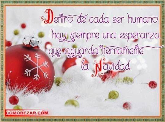 Felicitaciones navideñas ~ PENSAMIENTOS DE AMOR