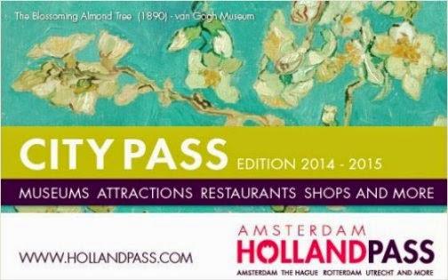 Amesterdão e Holanda Pass