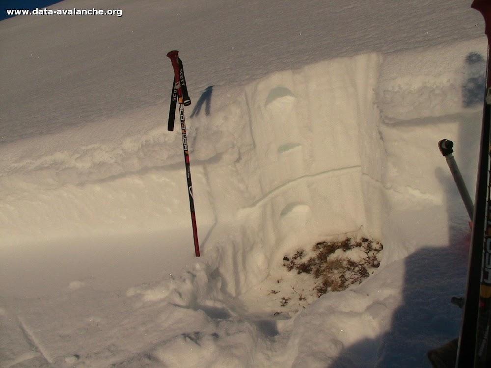 Avalanche Vanoise, secteur Roche de Mio, Combe des Arriérés - Photo 1