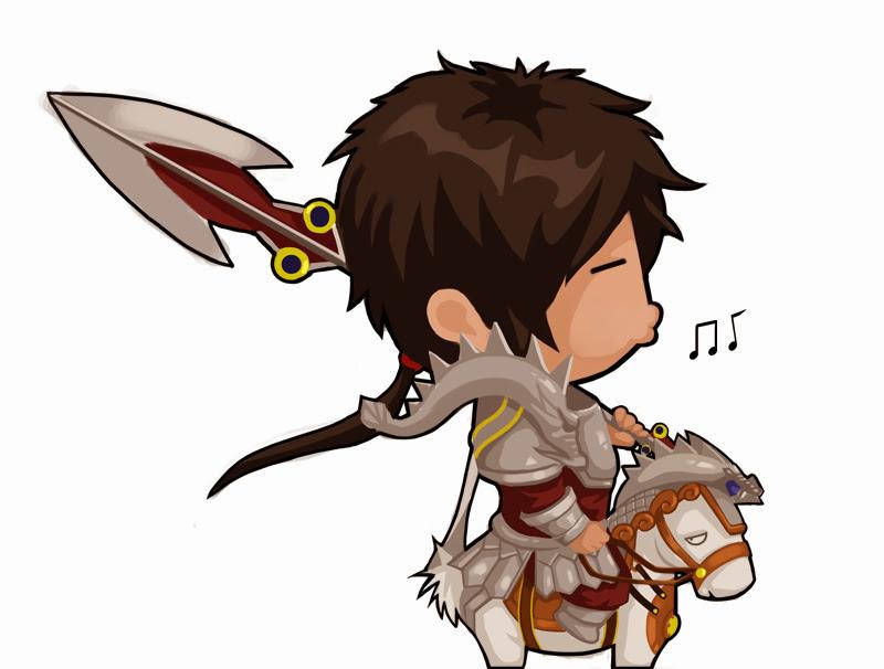 Loạt hình chibi dễ thương của các võ tướng Củ Hành - Ảnh 10
