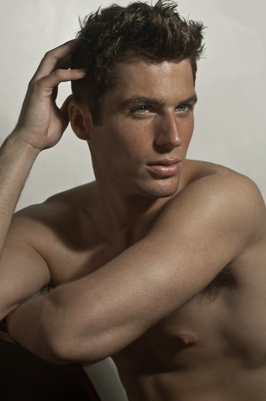 Colin Ryan @ Chosen by Scott Teitler for Complot Magazine, 2011