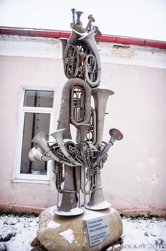 DSC08236 - Зимняя покатушка к резиденции Радзивиллов (Снов-Несвиж-Городея)