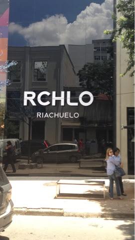 98de14b8e7 Inauguração da Riachuelo Oscar Freire. A loja foi aberta hoje!