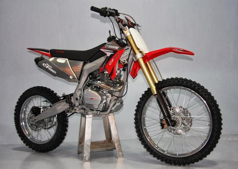 250cc CF Crossfire Dirt BikeTwo Wheel Trail Bike For Sale