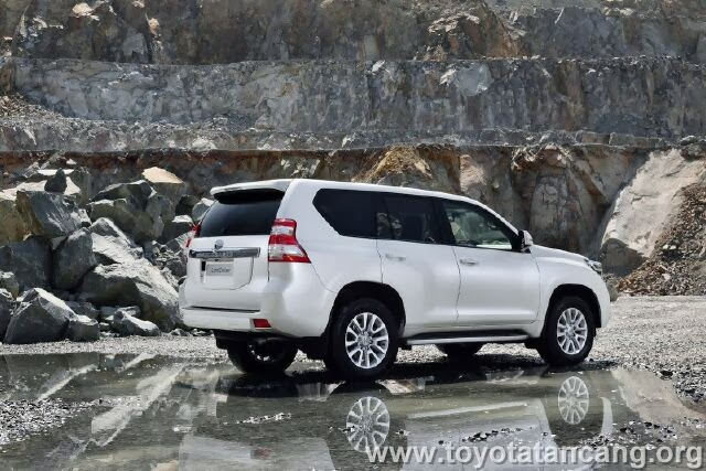 Toyota Land Cruiser Prado TXL 2014 2015 Nhập Khẩu Nhật Bản 1