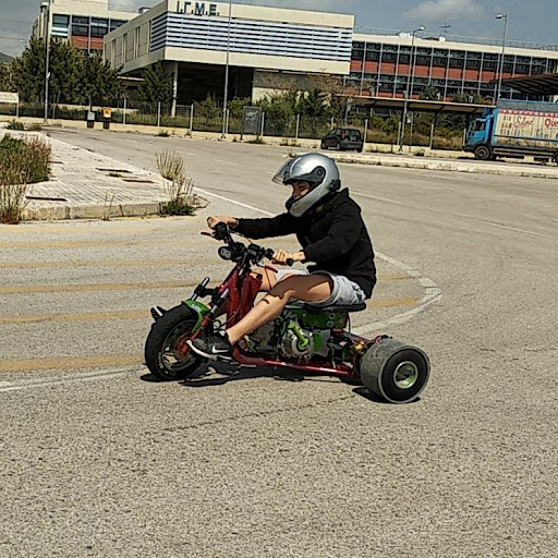 Drift Trike- Petros - Panos