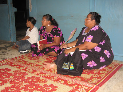 Musings From Micronesia March 2011