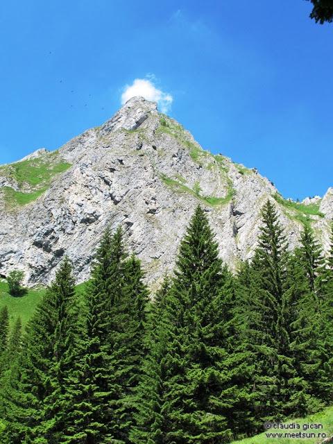 peisaje de munte din Retezatul Mic