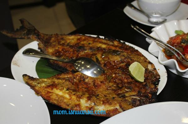 Ikan Bakar Puang Oca