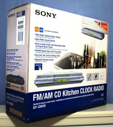 Magnificent Sony Under CabiKitchen CD Clock Radio 454 x 512 · 72 kB · jpeg
