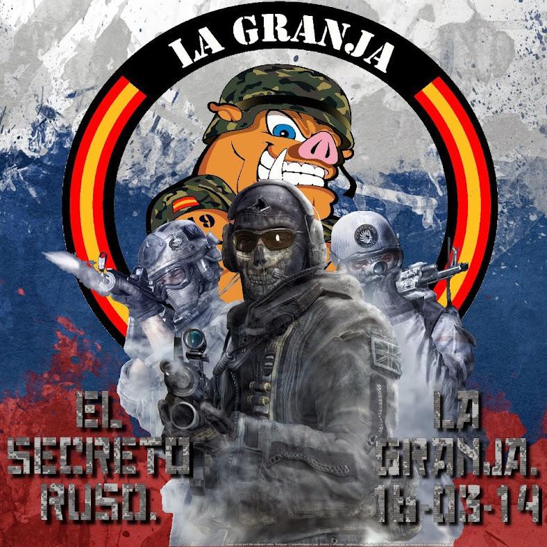 EL SECRETO RUSO. Partida abierta. LA GRANJA. 16-03-14 EL+SECRETO+RUSO3