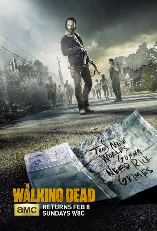 Filme Poster The Walking Dead S05E16 HDTV XviD & RMVB Legendado