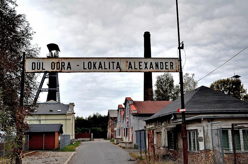 Kopalnia Alexander - Ostrawa