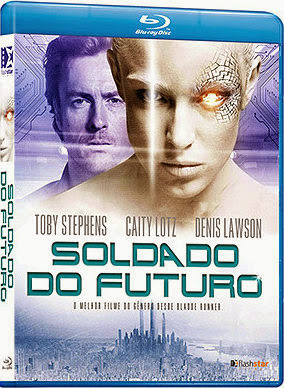 Filme Poster Soldado do Futuro BDRip XviD Dual Audio & RMVB Dublado