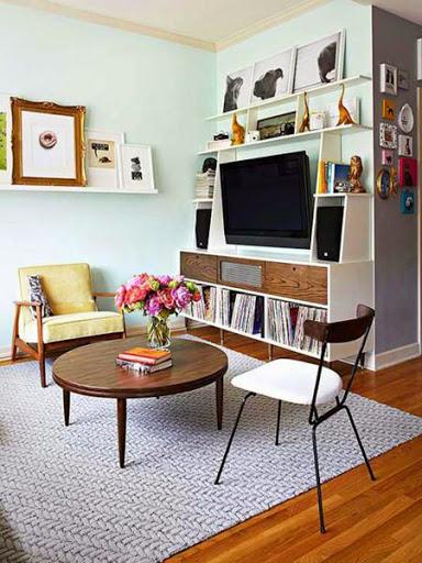 Những mẫu phòng khách nhỏ xinh và ấm cúng_NỘI THẤT PHÒNG KHÁCH-12