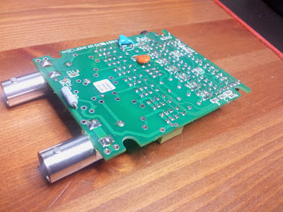Elecraft T1 Automatic ATU Kit - Impulse Noise