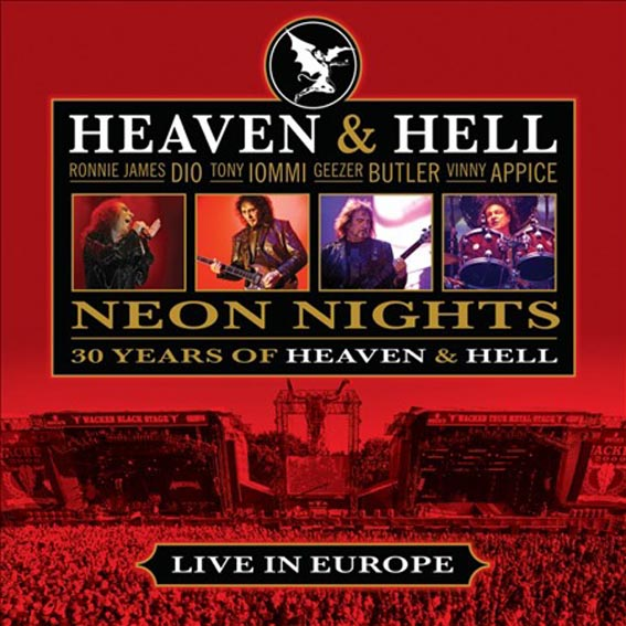 Neon Nights: 30 Years of Heaven & Hell - Recorded 30 July 2009, Released November 2010