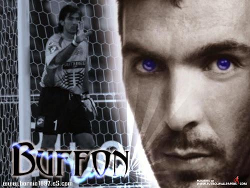 gianluigi buffon poster