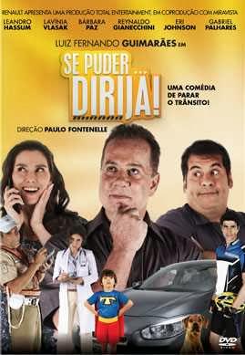 Filme Poster Se Puder... Dirija! DVDRip XviD & RMVB Nacional