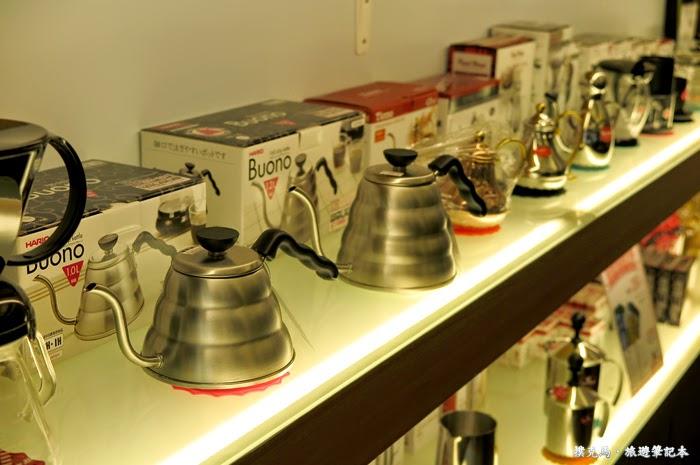歐客佬咖啡農場周邊商品