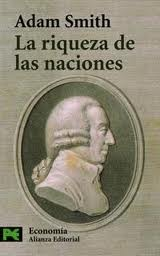 La Riqueza de las Naciones - Adam Smith