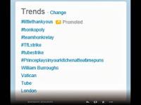 hashtag honkopoly trending on twitter