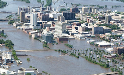 Flooding - Cedar Rapids, Iowa (June 2008)