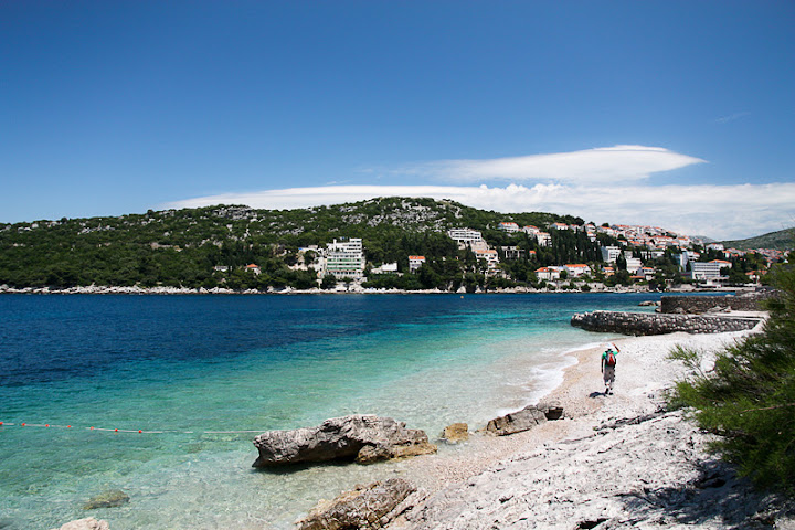 Черногория с примесью Хорватии июнь 2012: Которская бухта, Дубровник. Фото
