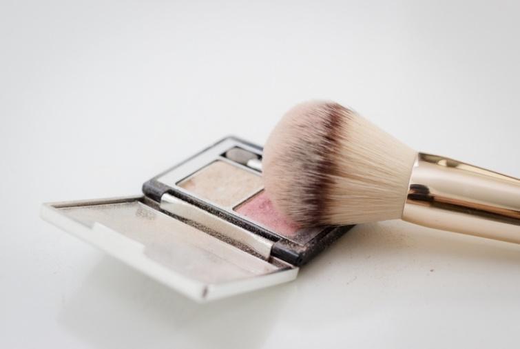 Кисть для пудры РГ professional N.1 из ворса таклон - «Кисти от Рив-Гош.  Мягкое и деликатное подспорье для вашего макияжа» | Отзывы покупателей