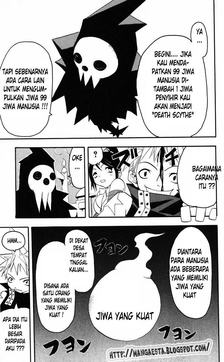 Dilarang COPAS - situs resmi www.mangacanblog.com - Komik soul eater 001 2 Indonesia soul eater 001 Terbaru 47|Baca Manga Komik Indonesia|Mangacan