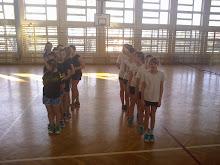 Gminny Świąteczny Turniej Piłki Siatkowej Dziewcząt