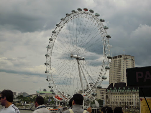The London Eye. From London top 10