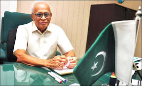 Fakhruddin Ebrahim Election Commission of Pakistan
