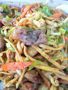 Noodle House Food Cart Chinese noodles