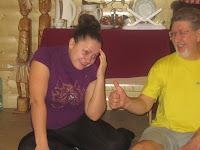 Фоторепортаж с тренинга по ньяса-йоге 12-18 февраля 2012г в Карпатах.751