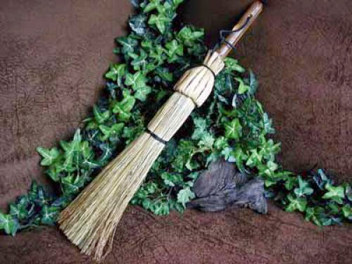 The Care And Feeding Of The Wicca Broom