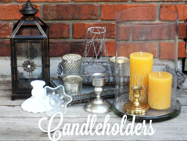 Candleholders for rent from Momentarily Yours Events at www.momentarilyyours.com