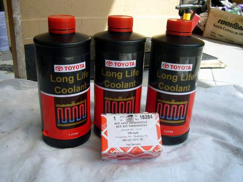 toyota long life coolant specifications