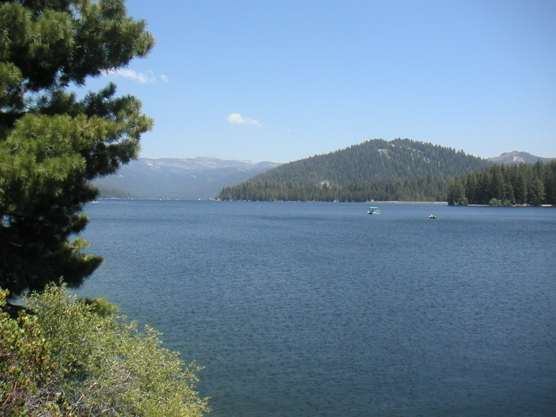 Climb to Kaiser • Huntington Lake