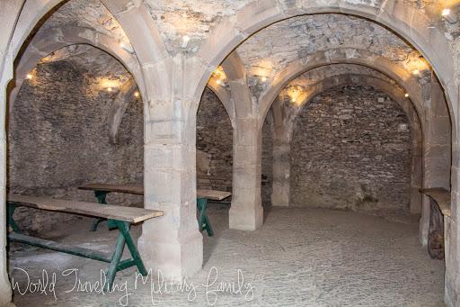 Burg Bourscheid - Luxembourg