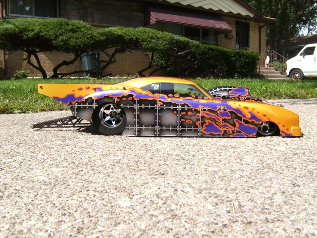 Gas Powered Rc Muscle Cars Gas Rc Remote Control