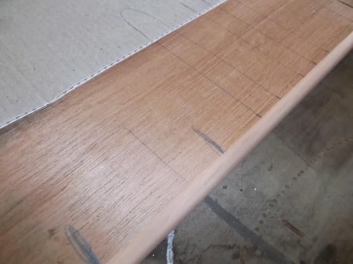 Construção inspirada Les Paul Custom, meu 1º projeto com braço colado (finalizado e com áudio) DSCF0434