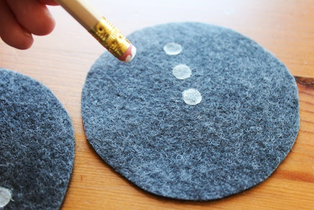 star gazing summer party blog hop how to make constellation coasters