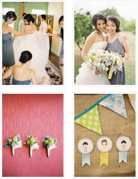 semplicemente perfetto wedding planner matrimonio simpatico allegria diy fai da te giallo rosa