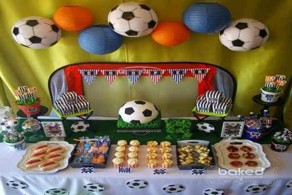 Como decorar la fiesta de cumpleaños infantil