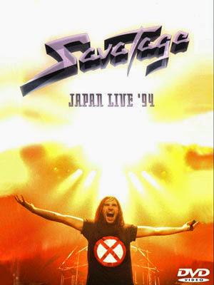 Savatage-1994-Live-in-Japan