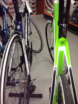 Trek Madone 5.2 2012 and 2013