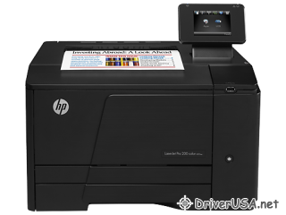 Driver HP LaserJet Pro 200 color Printer M251nw – Download and install steps