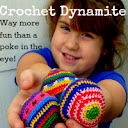 Grab button for Crochet Dynamite