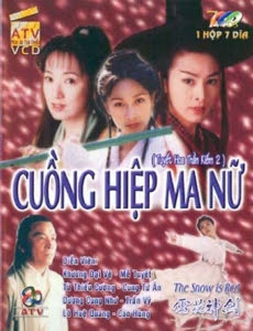 Tuyết Hoa Thần Kiếm 2 - Cuồng Hiệp Ma Nữ - The Snow Is Red 2 -
